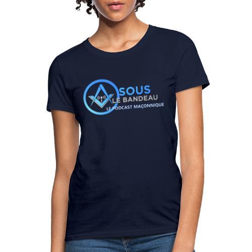 Chandail de l'émisison Sous le Bandeau - T-shirt pour femmes