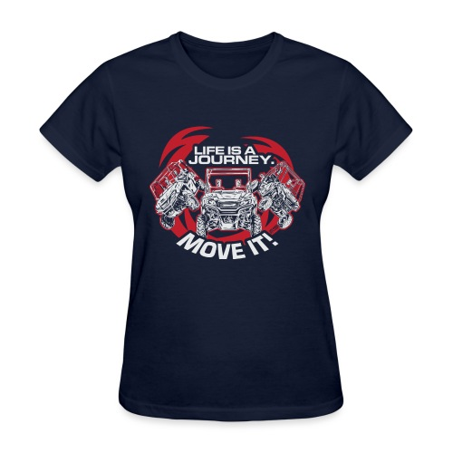 UTV Racing Life Journey - Women's T-Shirt