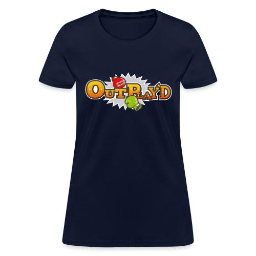 Punch out play'd! - Women's T-Shirt