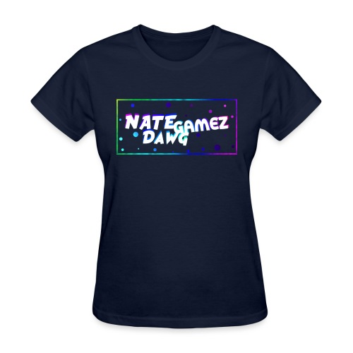 NateDawg Gamez Merch - Women's T-Shirt