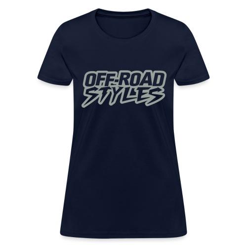 Off-Road Styles - Women's T-Shirt