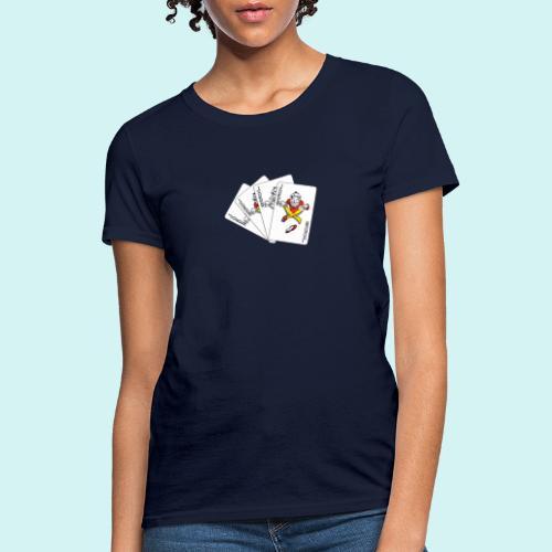 Jokers deck - Women's T-Shirt