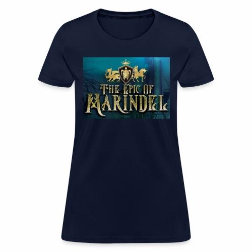 Marindel Blue - Women's T-Shirt