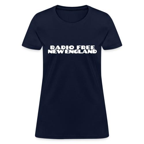 RFNE Spread White - Women's T-Shirt