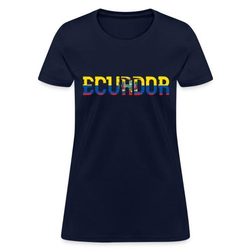ECUADOR - Women's T-Shirt