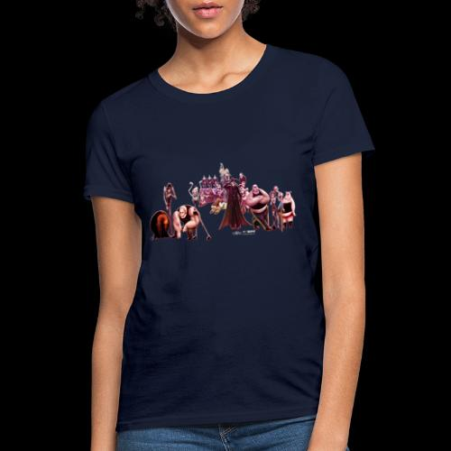 Cauldron Of Ghouls - Women's T-Shirt