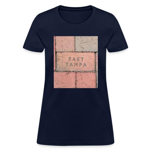East Tampa Brick - Women's T-Shirt
