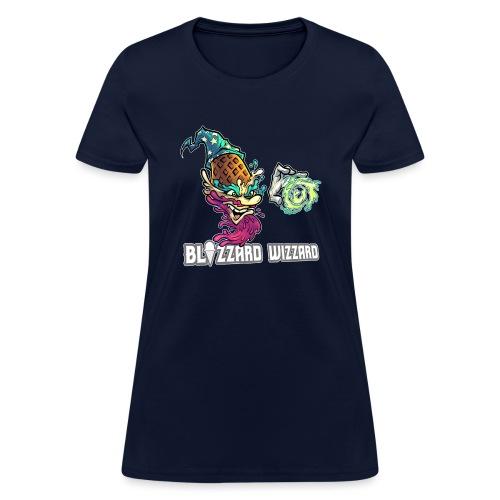 Blizzard Wizzard [Variant] - Women's T-Shirt