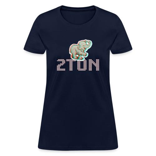retro3d - Women's T-Shirt