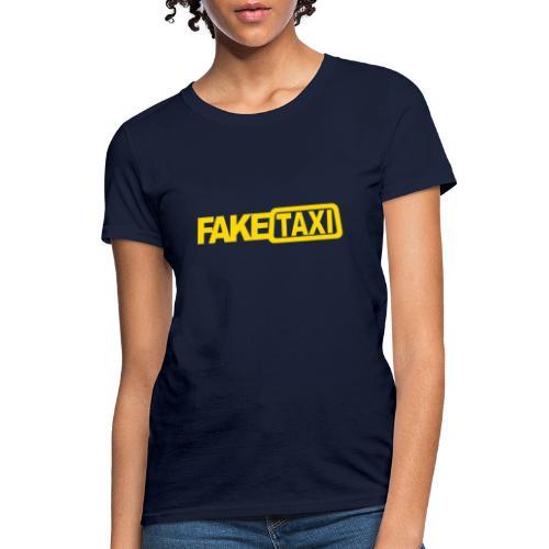 FAKE TAXI hoodie - Women's T-Shirt
