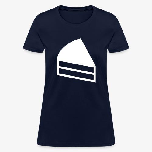 White - cayke - Women's T-Shirt