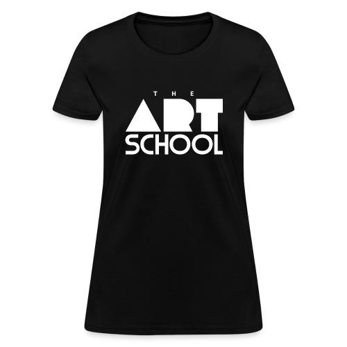 artschoolshirts logo - Women's T-Shirt