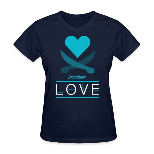 visu-love - Women's T-Shirt