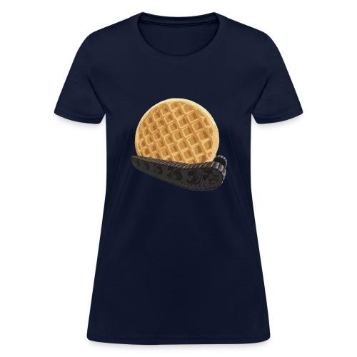Waffle Traktor - Women's T-Shirt