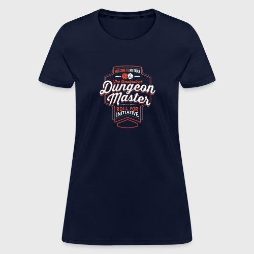Dungeon Master Class Fantasy RPG Gaming - Women's T-Shirt
