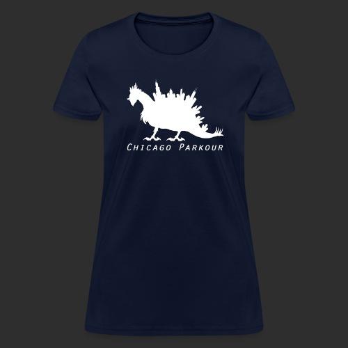 Stegocobo White Big - Women's T-Shirt