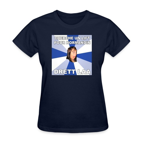 NORMANDIN - Women's T-Shirt