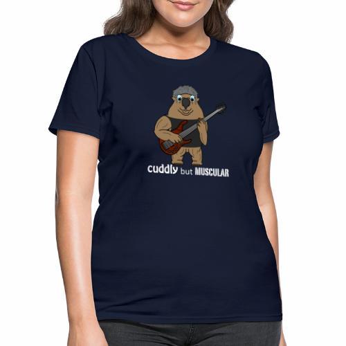 wombatwhite - Women's T-Shirt