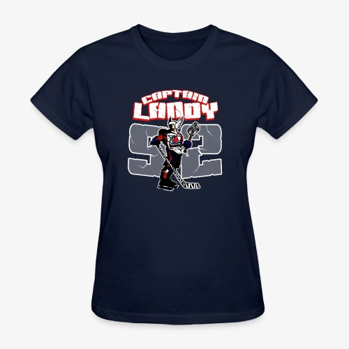 Captain Landy - Women's T-Shirt