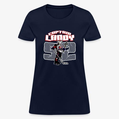 Captain Landy - Women's T-Shirt