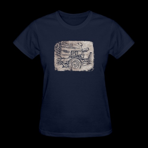 Mud Mower - Women's T-Shirt