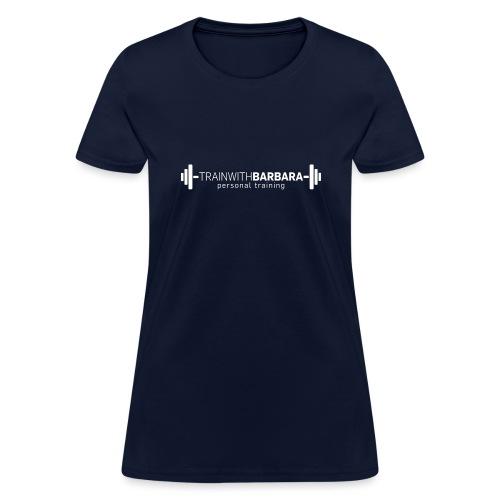 TWB White Logo - Women's T-Shirt