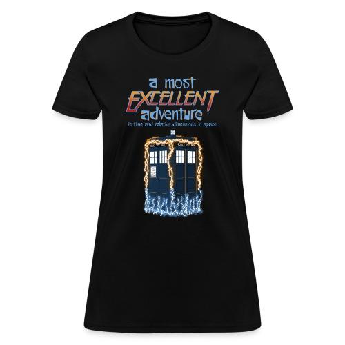 A Most Excellent Adventure - Women's T-Shirt