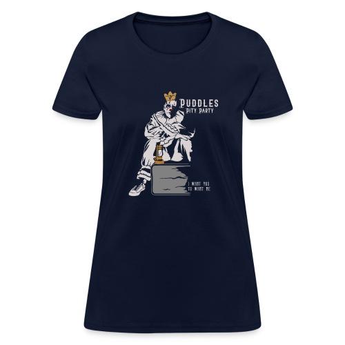 puddles - Women's T-Shirt