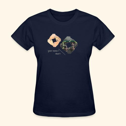 your name ! - Women's T-Shirt