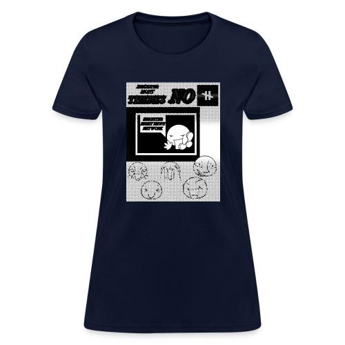 BRIGHTER SIGHT NEWS NETWORK - Women's T-Shirt
