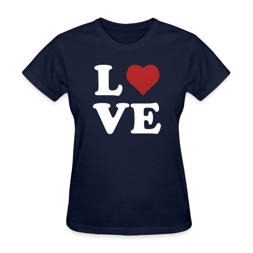 Love - Women's T-Shirt