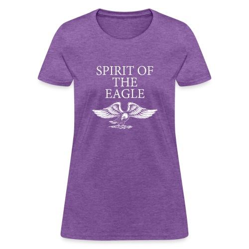 Spirit of the Eagle - Women's T-Shirt