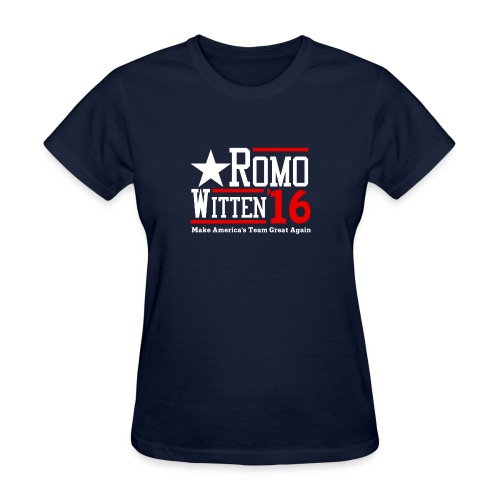 Make America's Team Great Again - Women's T-Shirt