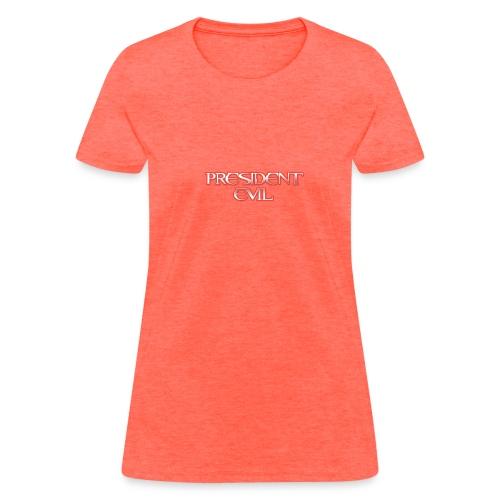 President-Evil-Bestseller - Women's T-Shirt