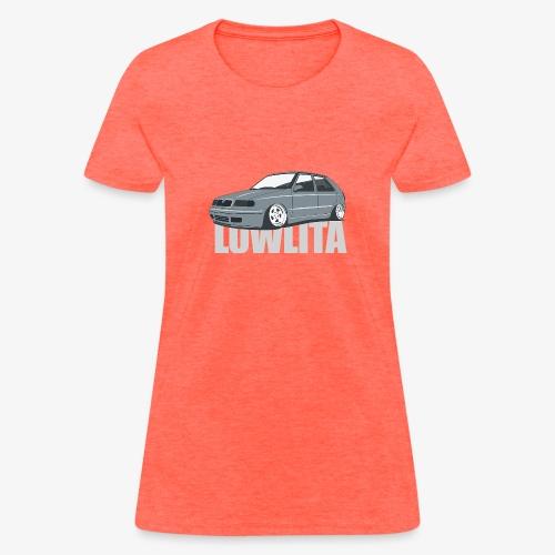 felicia lowlita - Women's T-Shirt