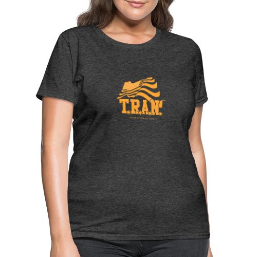 TRAN Gold Club - Women's T-Shirt