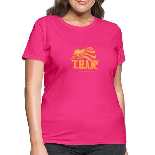 TRAN Gold Club - Women's T-Shirt