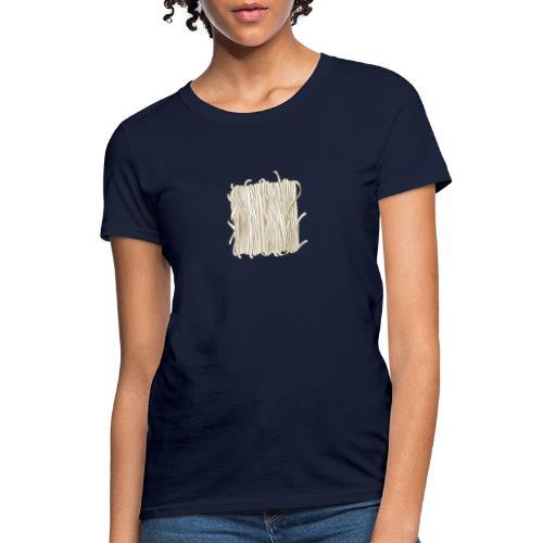Rice Noodles - Women's T-Shirt