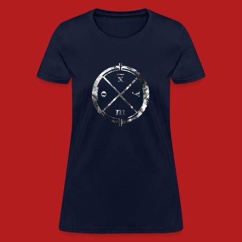 Logo Clan Of Xymox - Women's T-Shirt