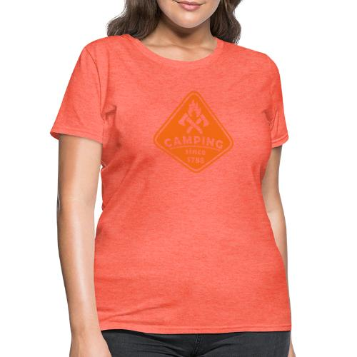 Campfire - Women's T-Shirt