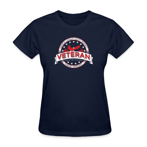 Veteran Soldier Military - Women's T-Shirt