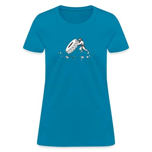 Stone Age Strength - Women's T-Shirt