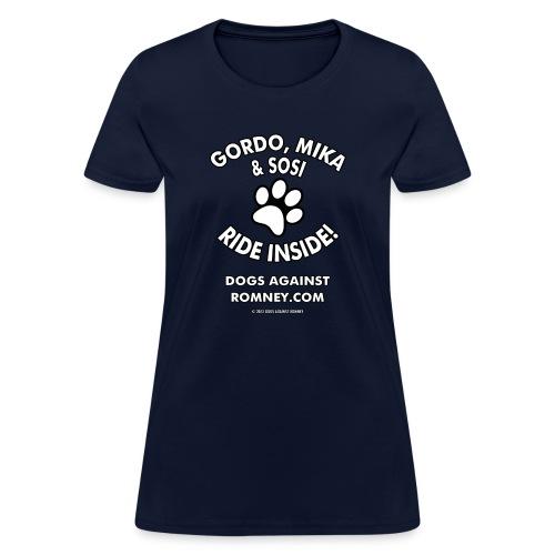 gordomikaandsosi m - Women's T-Shirt