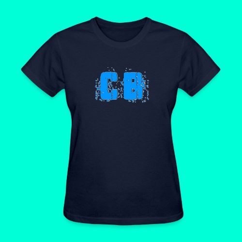Transparent CB logo - Women's T-Shirt