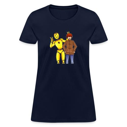 Josh Dummy - Women's T-Shirt