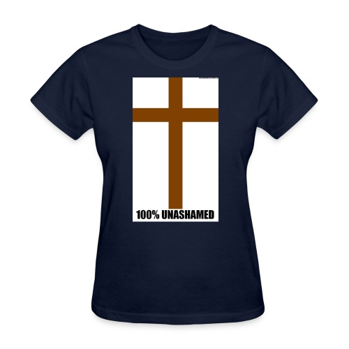 100 UNASHAMED - Women's T-Shirt