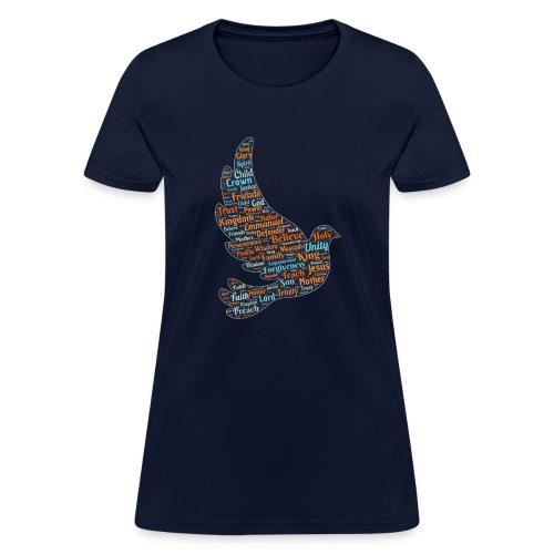 Blue Dove Shirt - Women's T-Shirt