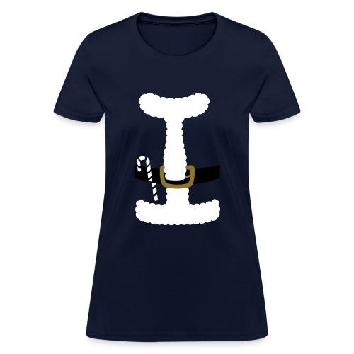 SANTA CLAUS SUIT - Men's Polo Shirt - Women's T-Shirt