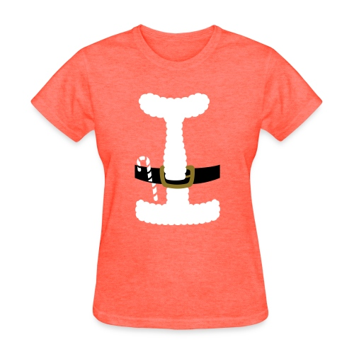 SANTA CLAUS SUIT - Men's Polo Shirt - Women's T-Shirt