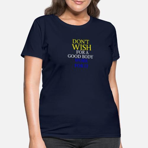 جسم جيد - Women's T-Shirt